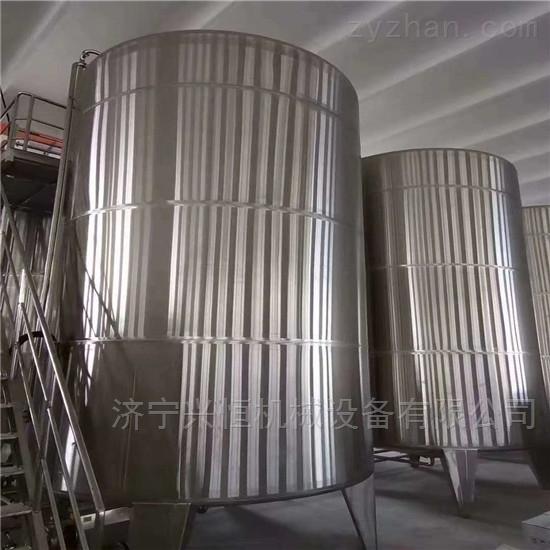 公司常年加工定制不锈钢储罐 304搅拌罐
