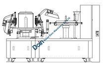 TS6-180 自动颗粒食品称量打码装袋封口给袋真空包装机