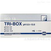 TRI-BOX pH 0.5-13.0 单色pH试纸 组合装