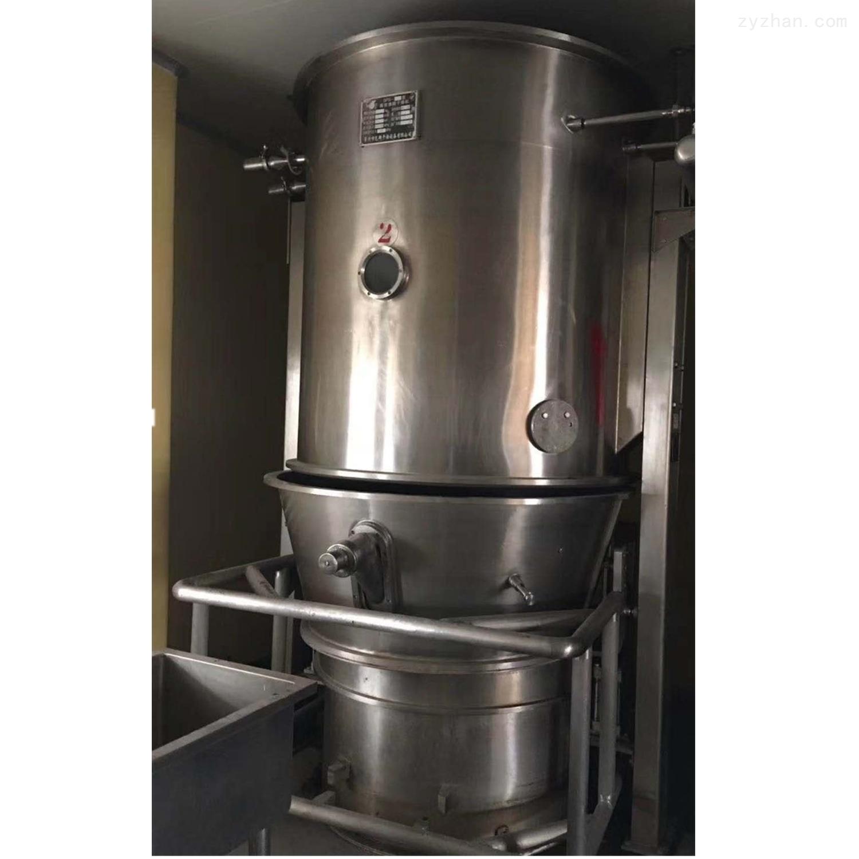 二手1200高效沸腾干燥制粒机