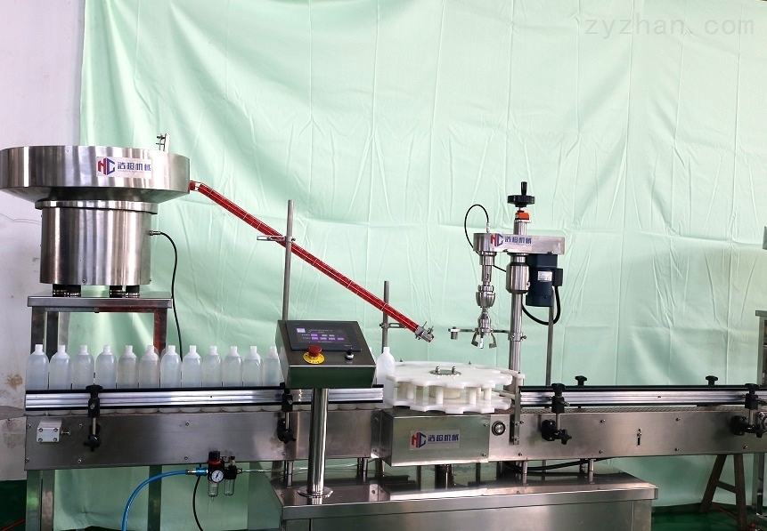 实用型妇科消毒液灌装机