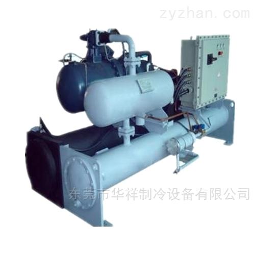 热回收螺杆冷水机