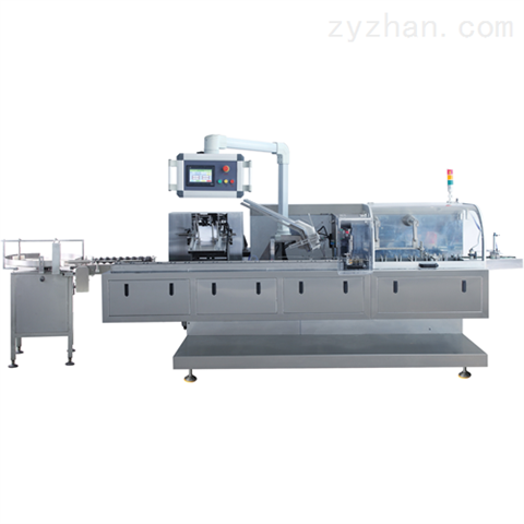 BZX-120P全自动瓶装盒生产线