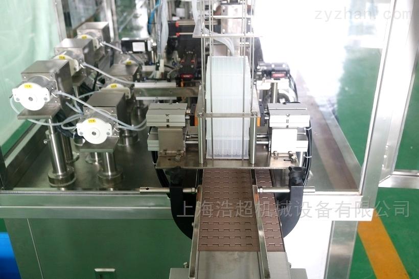 全自动高速深孔板灌装机