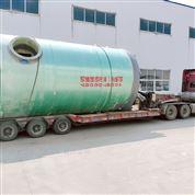 成都一体化玻璃钢预制泵站型号