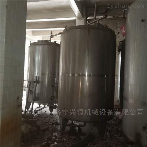 加工定制各种不锈钢双层储罐