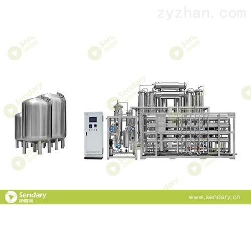 制藥廠用水系統注射用水設備