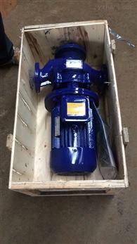 GW立式管道式无堵塞排污泵 离心水泵
