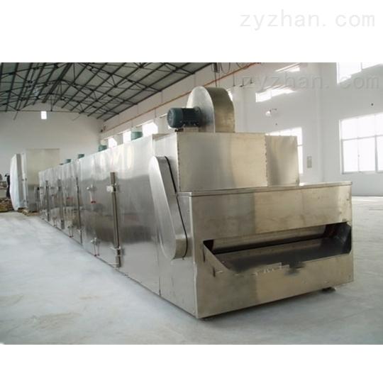 多层连续网带干燥机