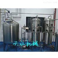 1t/h二级反渗透纯化水设备