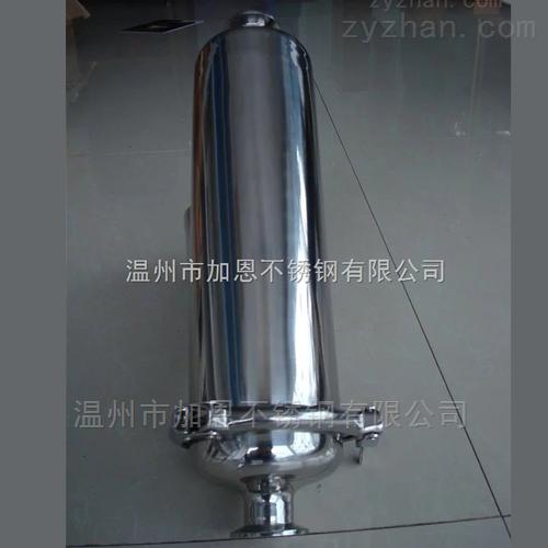 不鏽鋼管道過濾器