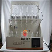 GY-ZNZLY水產專用一體化蒸餾儀6位廠家