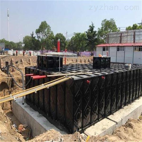 蚌埠地埋式消防一体化泵站