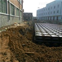 阜阳地埋式一体化消防水箱