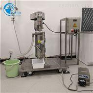搏盛实验室高速管式离心机 德国技术