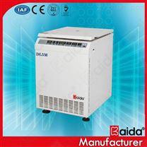 落地式低速大容量冷冻离心机DL5M