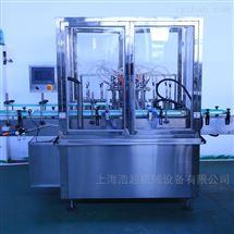 HCL20-70六頭直線液體灌裝機浩超直銷