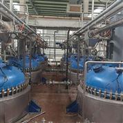新進一批九五成新8噸搪瓷反應釜在臺位預售