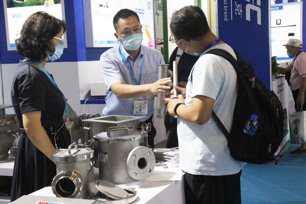麦克斯威尔亮相2020 IPB上海粉体展,高性能磁选设备闪耀全场!