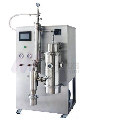 喷雾干燥机的进风温度和出风温度如何控制