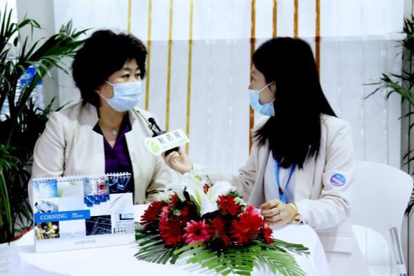 康宁医药科技中国区总经理林春梅:继续加大在中国投资,坚定履行对客户的承诺