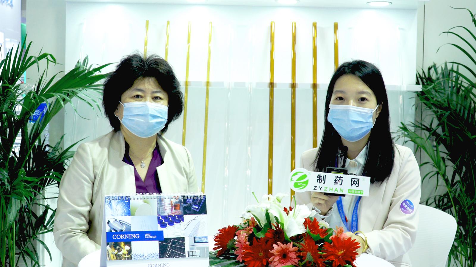 专访康宁医药科技中国区总经理林春梅