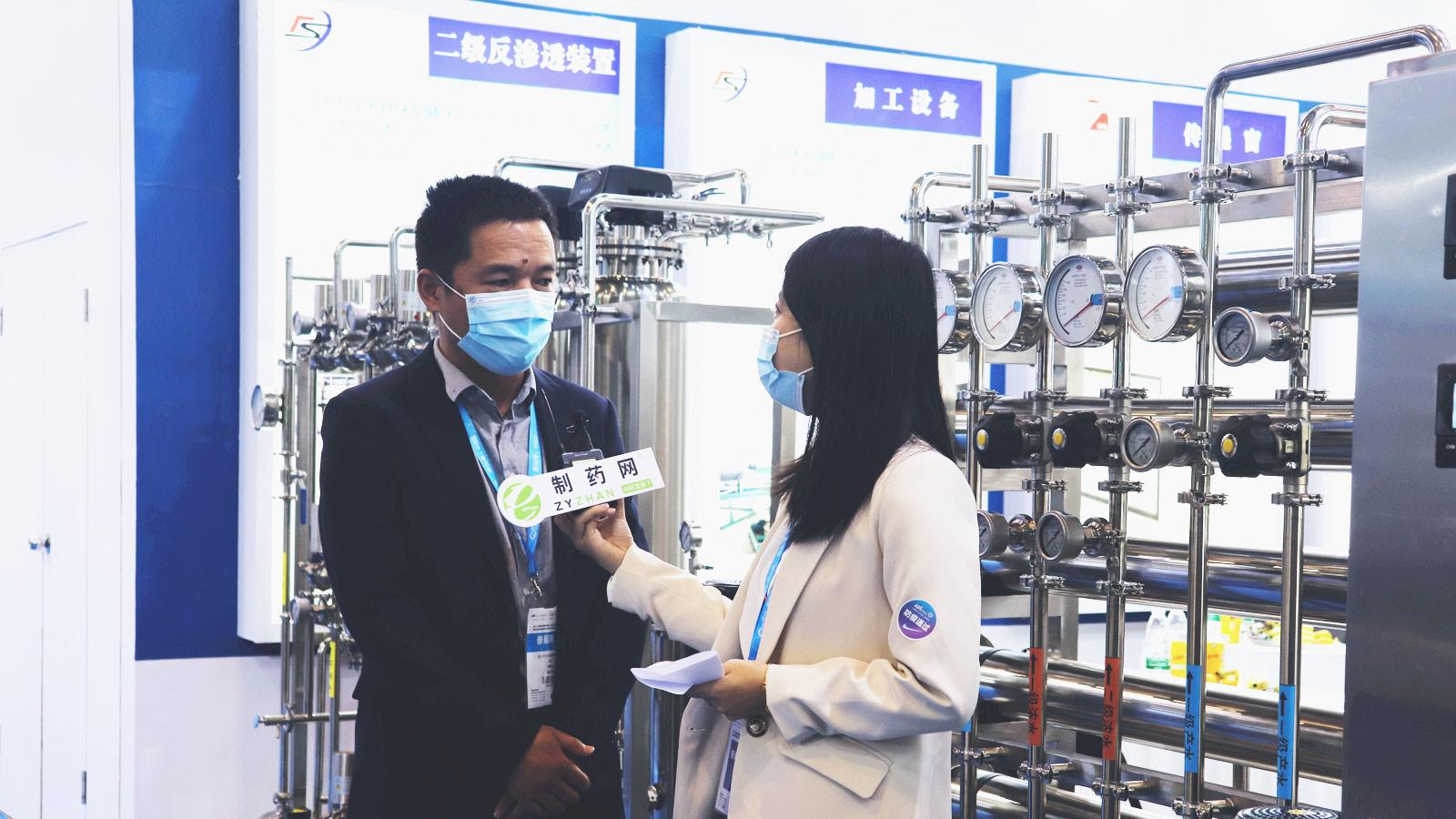 专访南京天水机械副总经理李厚超