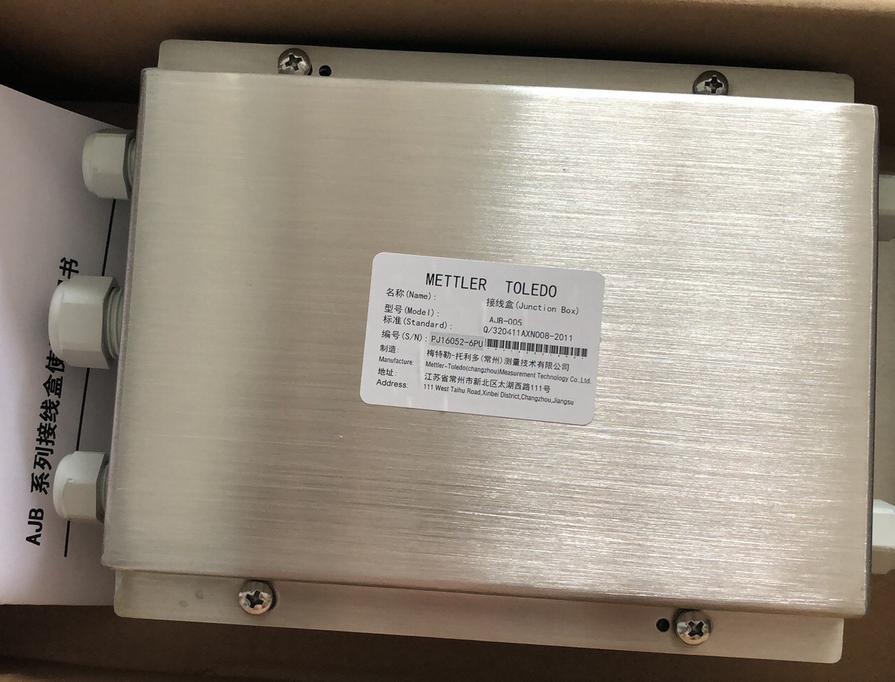 托利多AJB-005接线盒