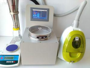 空气喷射筛气流筛分仪由哪几部分组成?