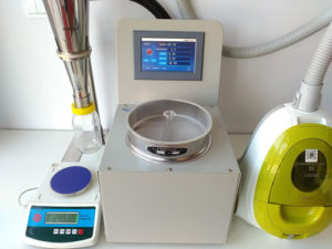 空气喷射筛气流筛分仪的工作原理是什么?