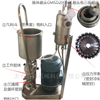 防水剂石蜡改性三级乳化机